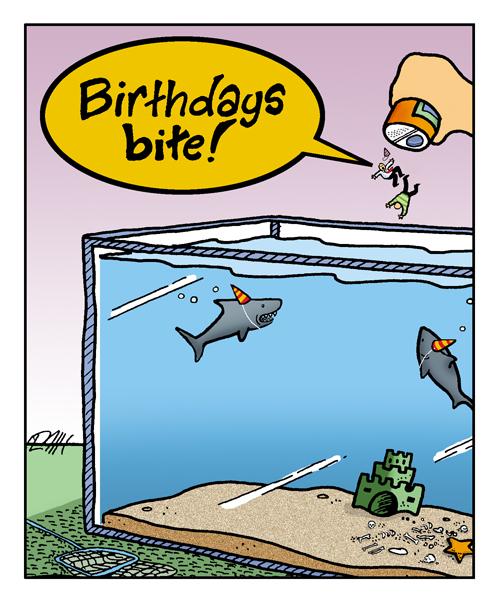 Happy Birthday, Chum!