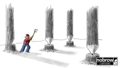 Pencil Sharpening