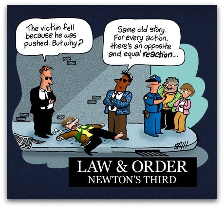 Law & Order: The Third Law